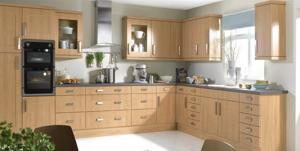 Flaxley Fitted Kitchen