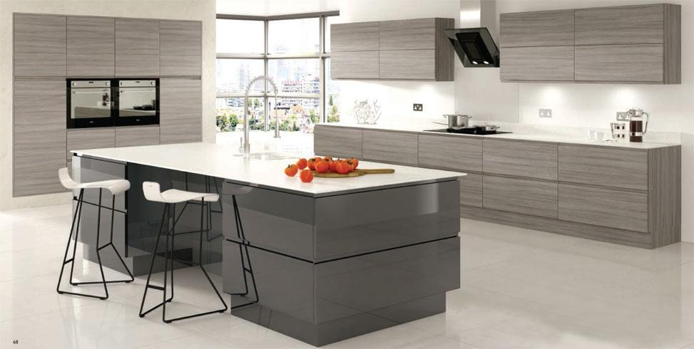 Integra Fitted Kitchen
