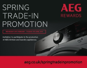 AEG Trade In Promotion