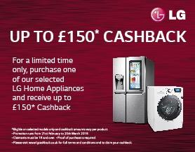 LG HA Cashback 2018