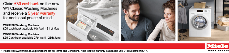 Miele -  W1 Classic Promotion