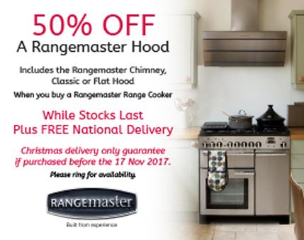 Rangmaster 50% off rangemaster hood