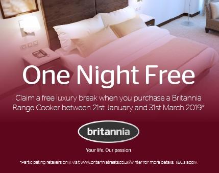 Britannia One Night Free