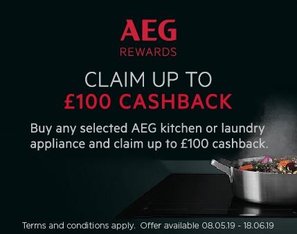 AEG Cashback