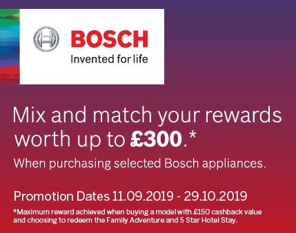 Bosch Mix & Match 2019