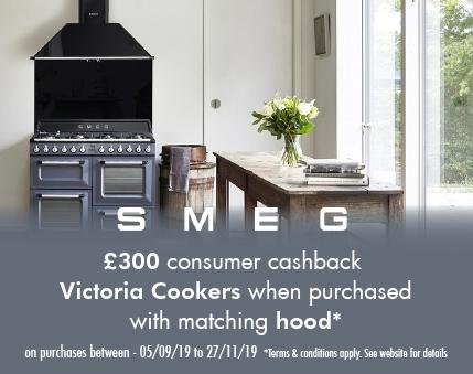 Smeg £300 consumer cashback