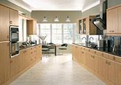 Forma Lancaster Oak Kitchen