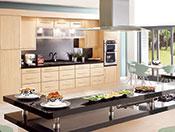 Cologne Ferrara Oak Kitchens