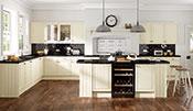 Celine Cream Kitchen
