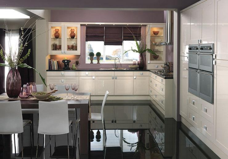 Décor Gloss Oyster Kitchen