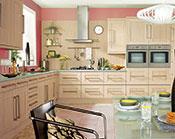 Décor Ferrara Oak Kitchen