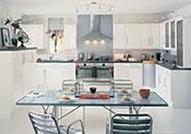 Cologne Gloss White Kitchen