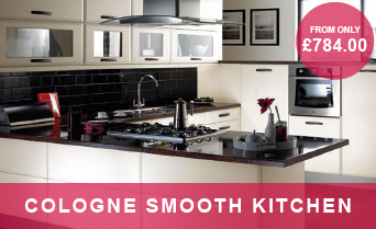 Cologne Smooth Kitchen