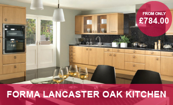 Forma Lancaster Oak Kitchens