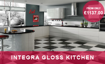 Integra Gloss Kitchen