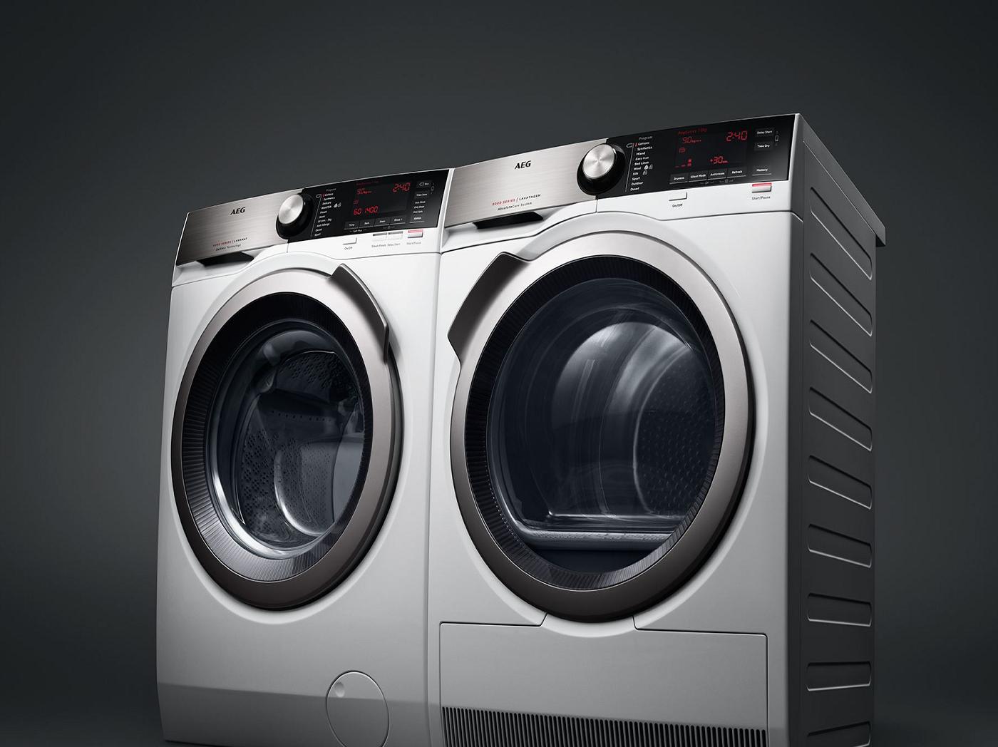 AEG laundry