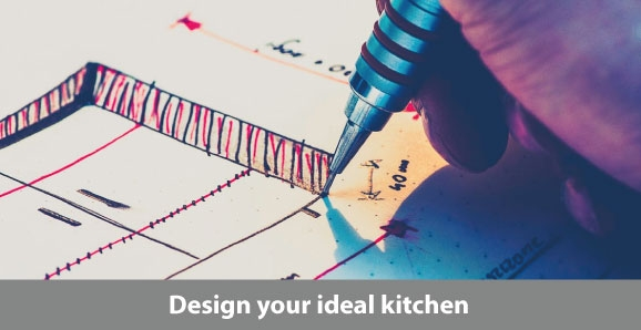 Design your ideal kitchen