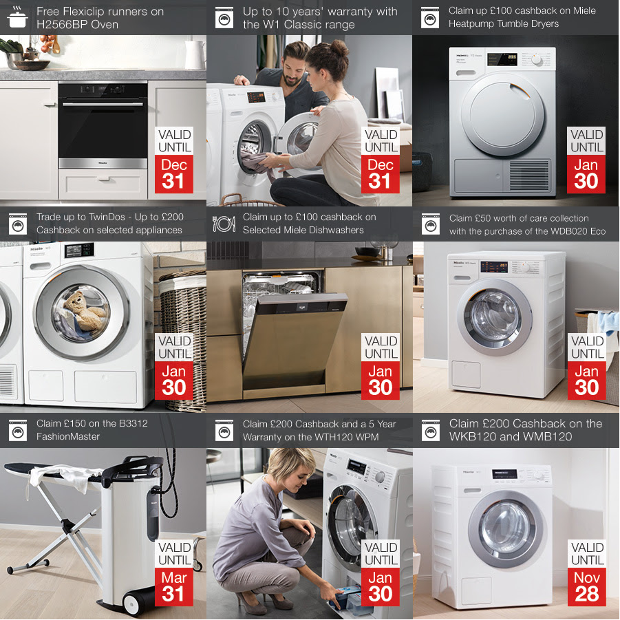 Miele - exclusive