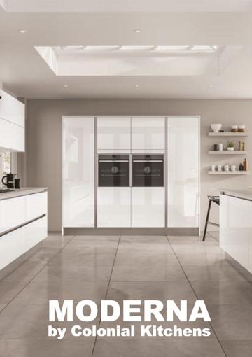 Paul Davies Moderna Kitchens