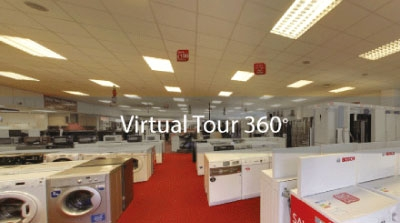 Kitchen Store Virtual Tour 360