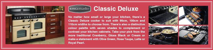 Rangemaster Classic Deluxe Induction