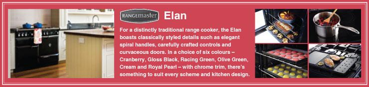 Rangemaster Elan Induction