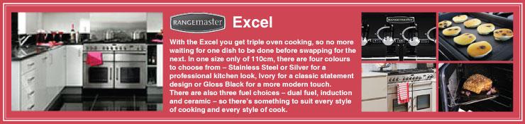 Rangemaster Excel Dual Fuel
