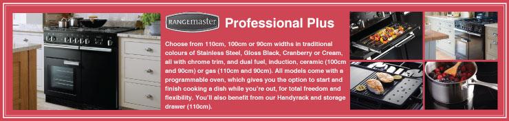 Professional Plus Dual Fuel