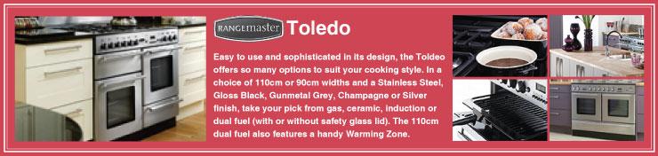 Toledo Dual Fuel Lidded