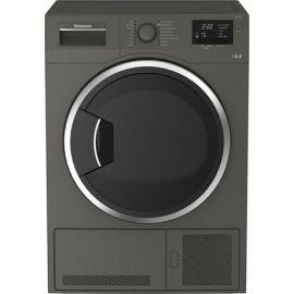 Blomberg LTK28031G 8kg Condenser Tumble Dryer - Graphite