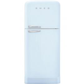 FAB50RPB5 80.4cm 50s Style Right Hand Hinge Fridge Freezer Pastel Blue