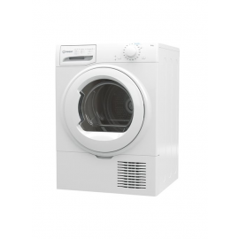 Indesit I2D81WUK 8Kg Condenser Tumble Dryer - White - B Rated
