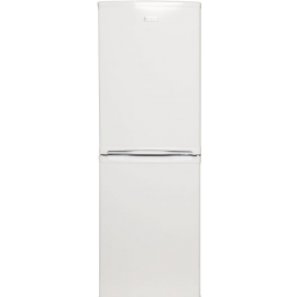 Haden HK144W Freestanding Fridge Freezer - White