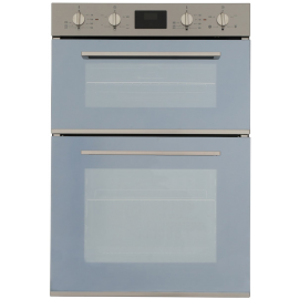 Smeg Cucina DOSF400S Double Built In Electric Oven