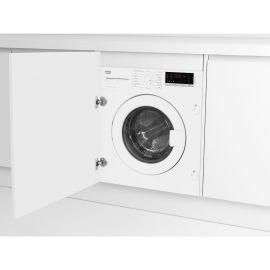 Beko WIC74545F2 Fully Integrated Washing Machine 7kg 1400 Spin