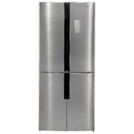 TMD480180S Teknix TMD80180S American Fridge Freezer 4 Door 80Cm S/S
