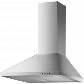 Belling 444410712 60cm Stainless Steel Chimney Hood