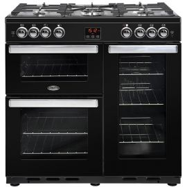 belling Cook Centre 90g Gas 444444077 Black
