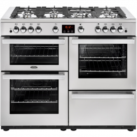 BELLING Cook Centre 110G 444444099 Professional Steel
