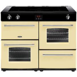 belling 444444156 110cm Cream Induction Farmhouse Range Cooker