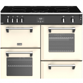 Stoves Richmond S1100Ei Classic Cream 110cm Electric Induction Range Cooker