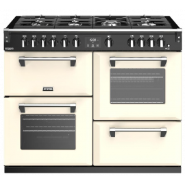 Stoves Richmond Deluxe S1100G Classic Cream 110cm Gas Range Cooker