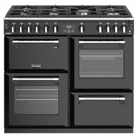 STOVES RICHMOND 444444913, RICH DX S1000G BK.