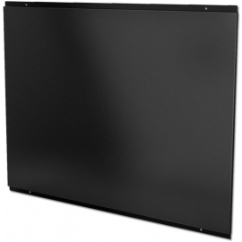 Stoves 900mm Splashback Black 444449526