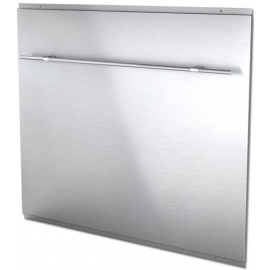 BELLING Splashback With Rail 444449528 Stainless Steel