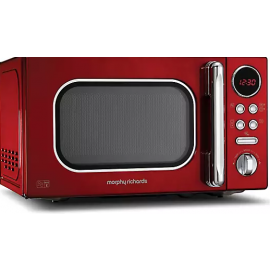 Morphy Richards 511502 Accent 20L Red Microwave
