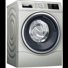 Bosch WDU28569GB Freestanding Washer Dryer - Silver
