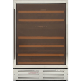 Belling 444440919 600WCSS 60cm Integrated Wine Cooler