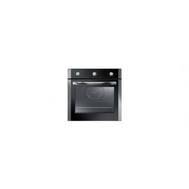 Iberna IBO600X Stainless Steel 60Cm 4 Function Fan Oven (DISPLAY MODEL)