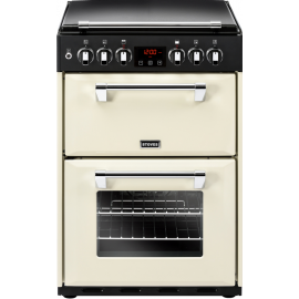 Stoves Richmond 60cm Dual Fuel Cooker Cream 600DF
